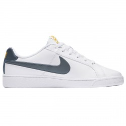 Sneakers Nike Court Royale Homme blanc-gris