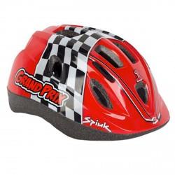 Casco ciclismo Spiuk Kids rosso