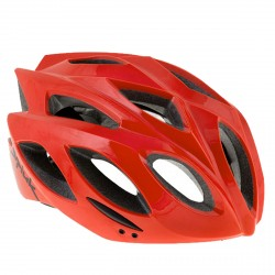 Casco ciclismo Spiuk Rhombus rosso