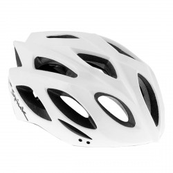 Casco ciclismo Spiuk Rhombus bianco