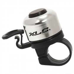 Campanello XLC DD-M06 argento XLC Ricambi ciclismo