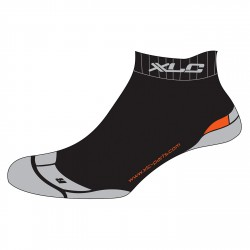Calcetines XLC Footie CS-S03 negro