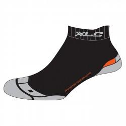 Calze ciclismo XLC Footie CS-S03 nero
