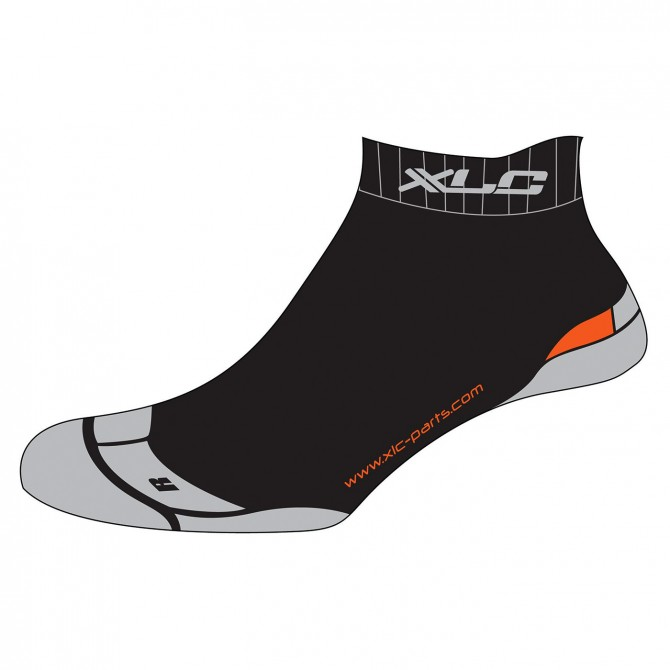 Bike socks XLC Footie CS-S03 black