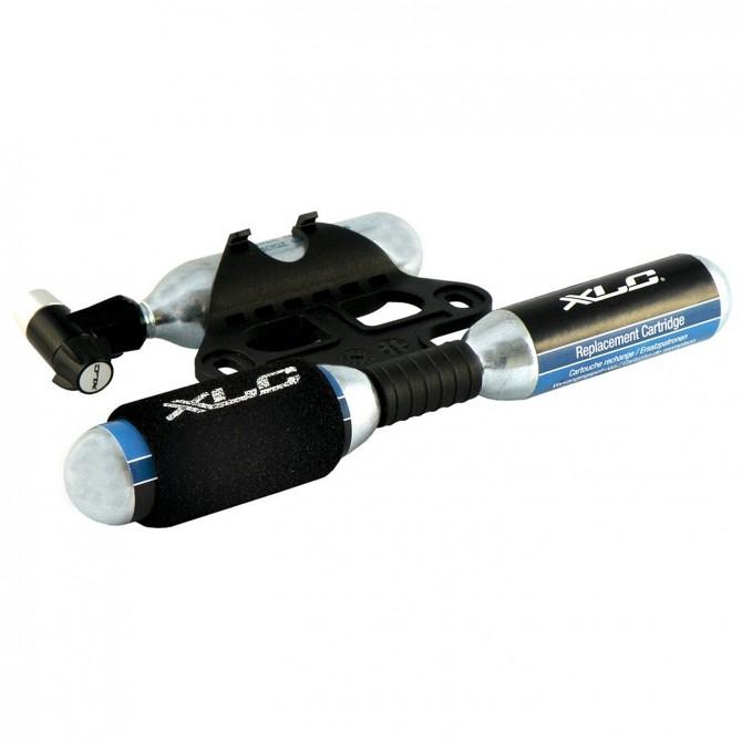 Bomba de cartucho XLC CO2 PU-M03