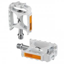 Pedal XLC Ultralight III PD-M13 plata