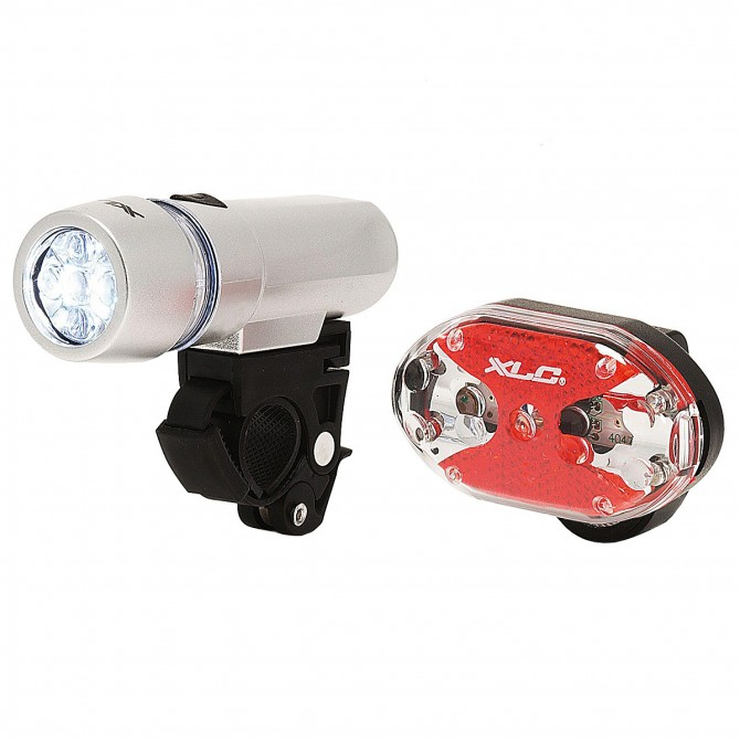 Light kit XLC Triton + Thebe 5X Cl-S03