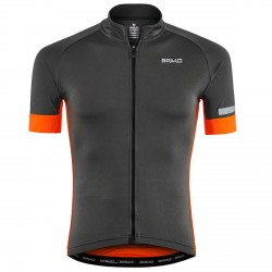 Bike jersey Briko Classic Side Man grey