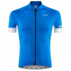 Bike jersey Briko Classic Side Man blue