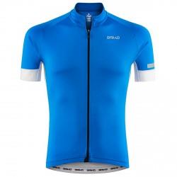 Maglia ciclismo Briko Classic Side Uomo blu