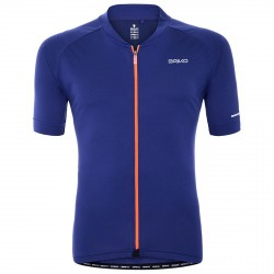Bike jersey Briko Classic Full Man royal