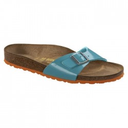 sandale Birkenstock Madrid Lack femme