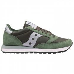 Sneakers Saucony Jazz Original Hombre verde-gris