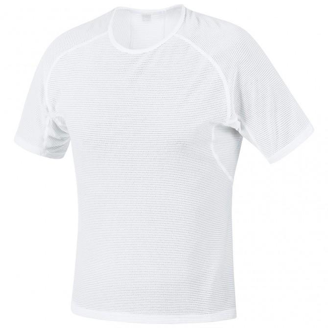 Camiseta Gore M Base Layer Hombre blanco