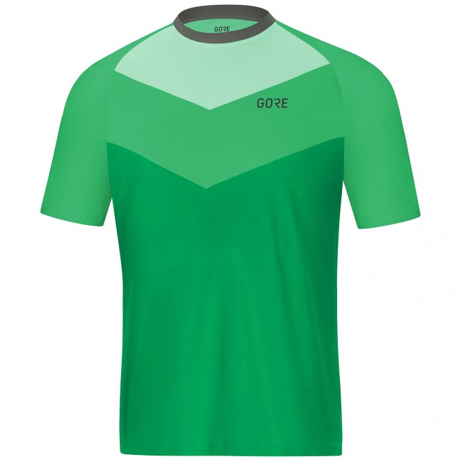 T-shirt ciclismo Gore C5 Trail Hombre