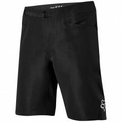 Pantaloncini ciclismo Fox Ranger Uomo nero