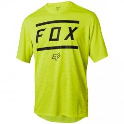 T-shirt ciclismo Fox Ranger Bars Hombre