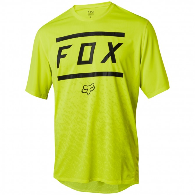 T-shirt ciclismo Fox Ranger Bars Uomo