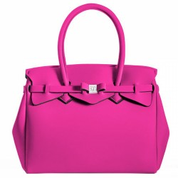 Sac Save My Bag Miss fuchsia