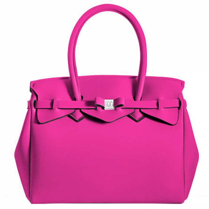Bolsa Save My Bag Miss fucsia