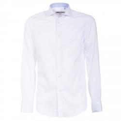 Camisa Canottieri Portofino 014-2P Hombre blanco