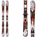 ski K2 Amp Rictor 82 Xti + plaque Quik Lock + fixations Vist V212