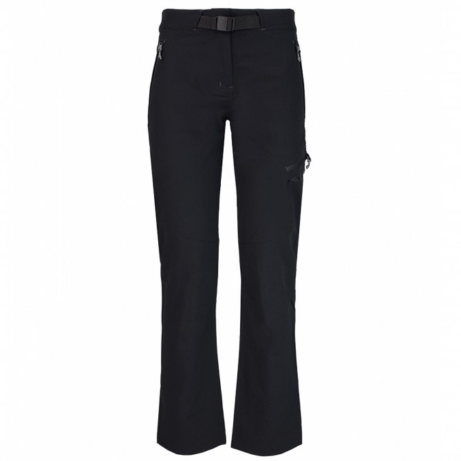 Trekking pants Rock Experience Niob Woman black