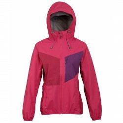 Trekking jacket Rock Experience Crash Woman fuchsia-purple