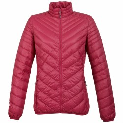 Trekking down jacket Rock Experience Spark Woman fuchsia