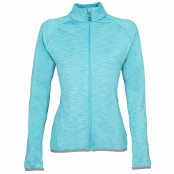 Trekking sweater Rock Experience Bat Woman teal