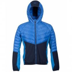 Trekking jacket Rock Experience Platinum Man royal