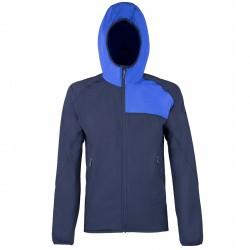 Sweat-shirt trekking Rock Experience Mars Homme bleu