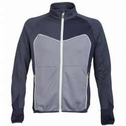 Trekking sweater Rock Experience Frida Man grey