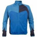 Trekking sweater Rock Experience Frida Man light blue