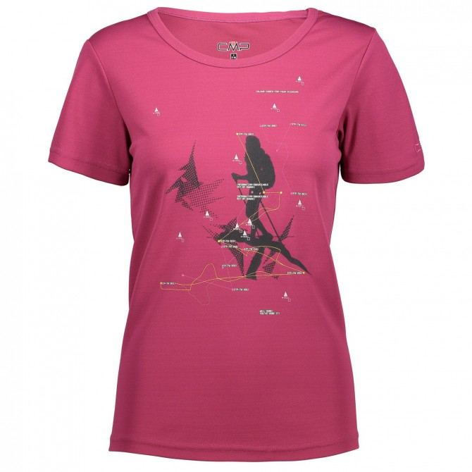 Trekking t-shirt Cmp Woman