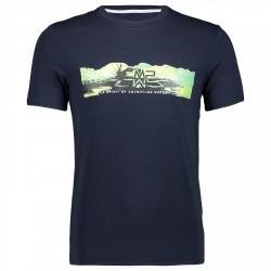 T-shirt trekking Cmp Hombre