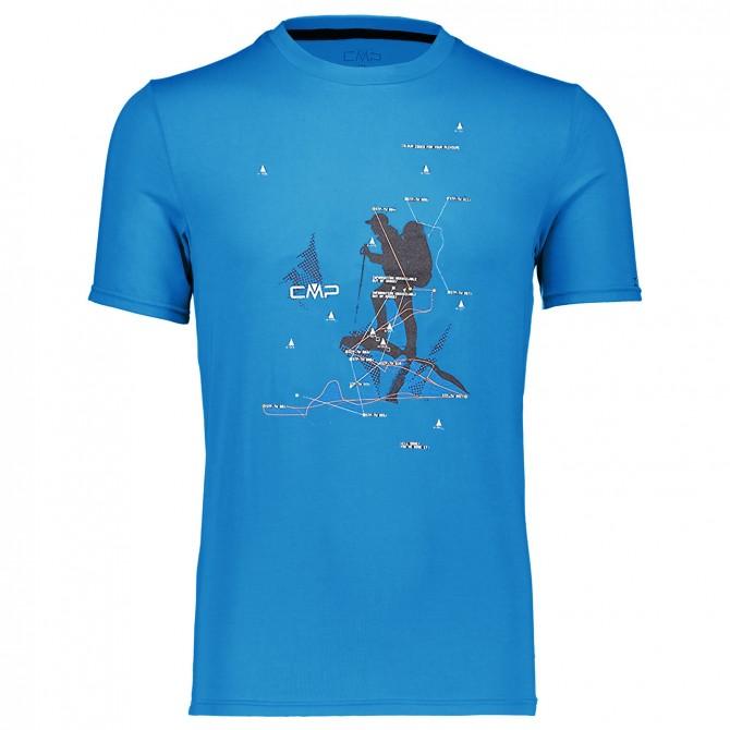 T-shirt trekking Cmp Uomo