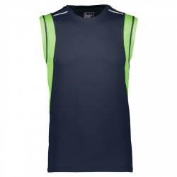 Camiseta trail running Cmp Hombre azul