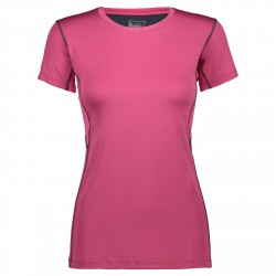 T-shirt trail running Cmp Donna porpora