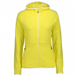 Trekking fleece Cmp Woman yellow