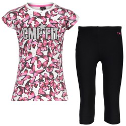 T-shirt + leggings Cmp Bambina