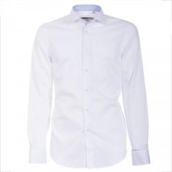 Camicia Canottieri Portofino 002 regular fit Uomo bianco