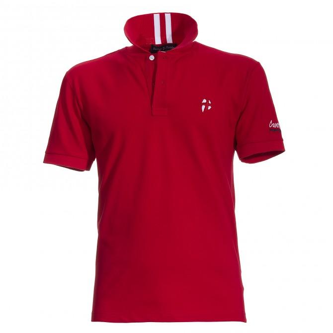 Polo Canottieri Portofino 140 Coach Man red