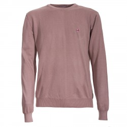 Pullover Canottieri Portofino Croce roundneck Man pink