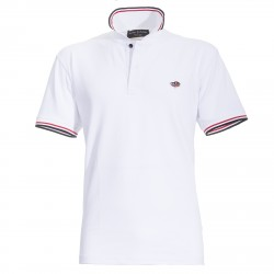 Polo Canottieri Portofino 100 Man white
