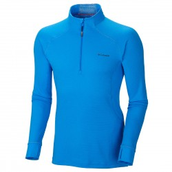pull lingerie Columbia Baselayer Heavyweight 1/2 zip homme