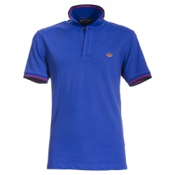 Polo Canottieri Portofino 100 Cross Homme royal