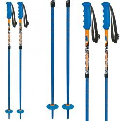 ski poles Komperdell Powder vario Junior 80/105