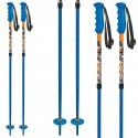 baton de ski Komperdell Powder vario Junior 80/105