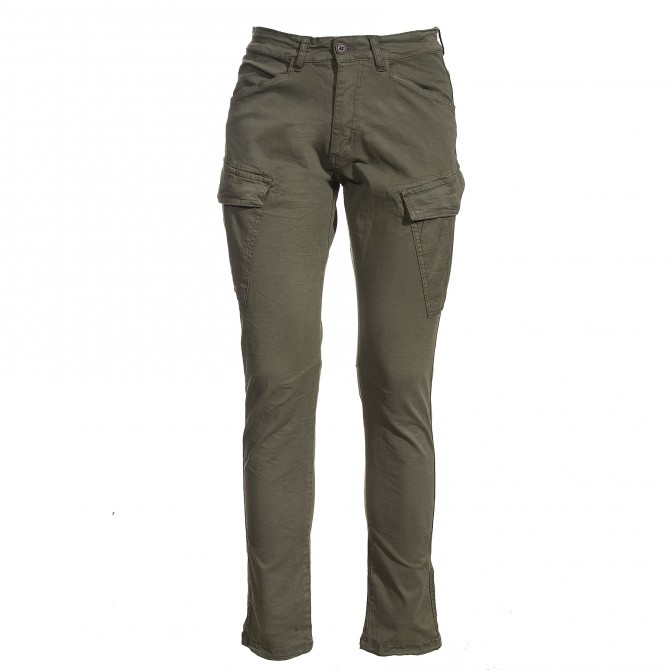 Pantalones Canottieri Portofino Hombre verde